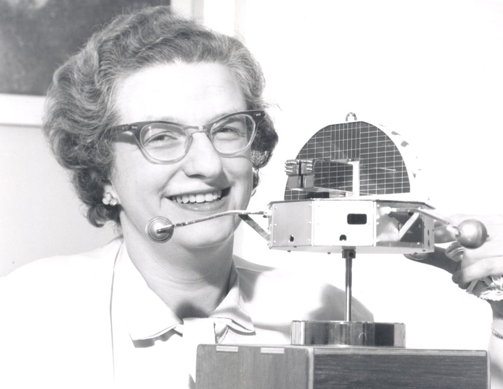 "Nancy Grace Roman - ""The mother of the Hubble Space Telescope"""