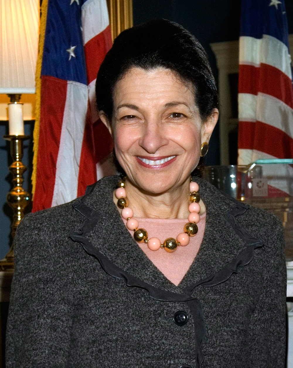 Olympia Snowe - Youngest Republican woman ever elected to the United States House of Representatives