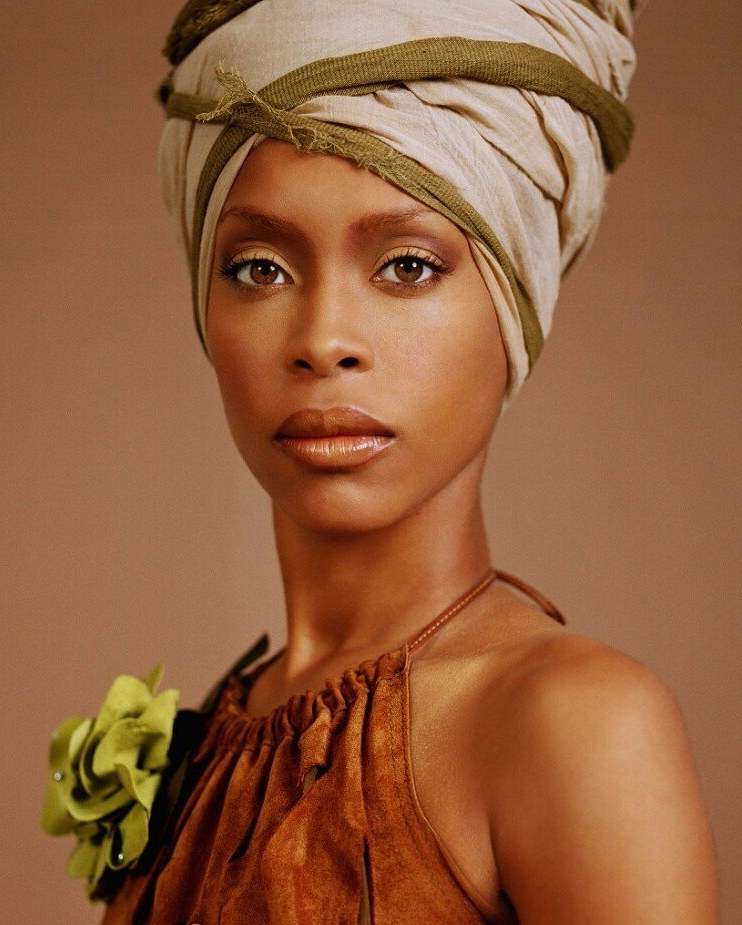 Erykah Badu - One of the most influential soul artists of the century