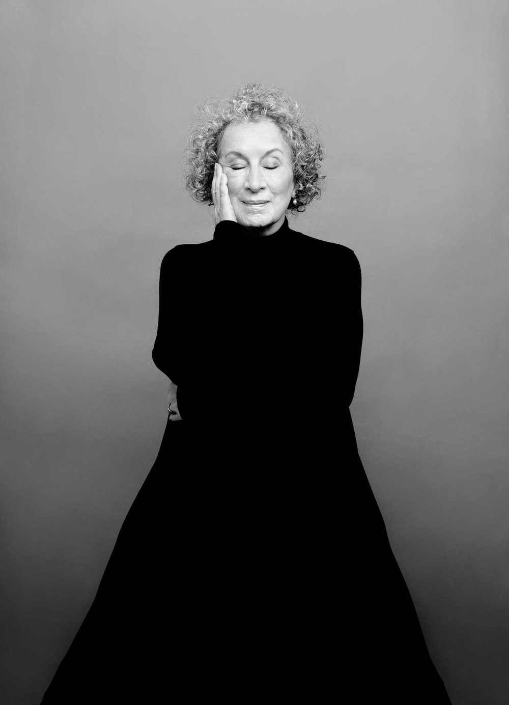 Margaret Atwood - Author of The Handmaid's Tale, amongst others