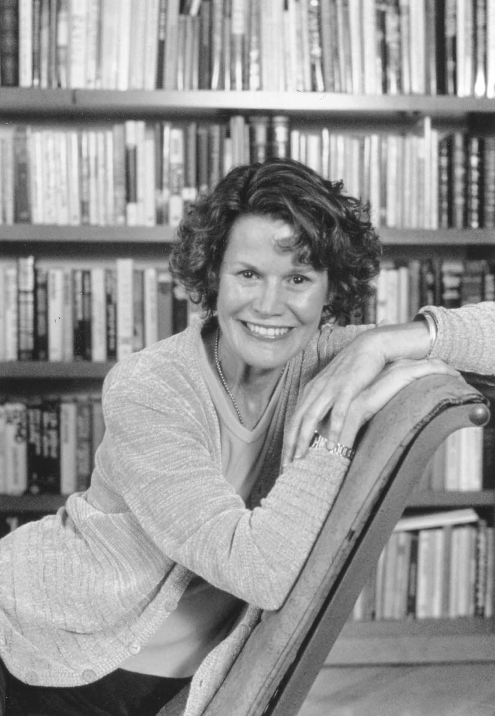 Judy Blume - One of the most widely read young adult authors