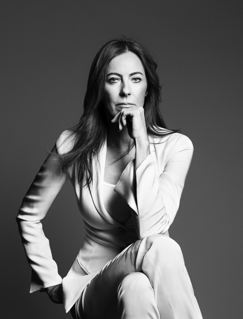 Kathryn Bigelow  - First and only woman to win the Academy Award for Best Director