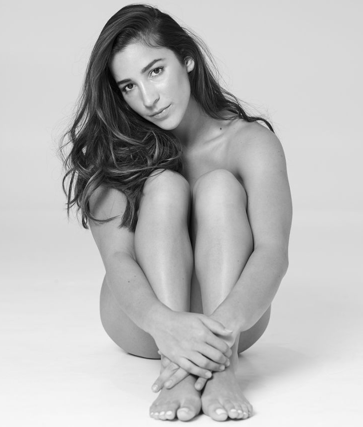 Aly Raisman - The most decorated American gymnast at the 2012 Olympic Games