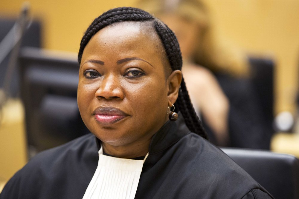 Fatou Bensouda - Chief Prosecutor on the International Criminal Court
