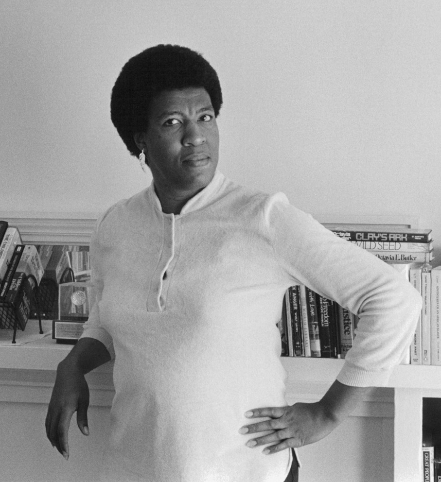 Octavia Butler - The first science fiction writer to receive a MacArthur Fellowship