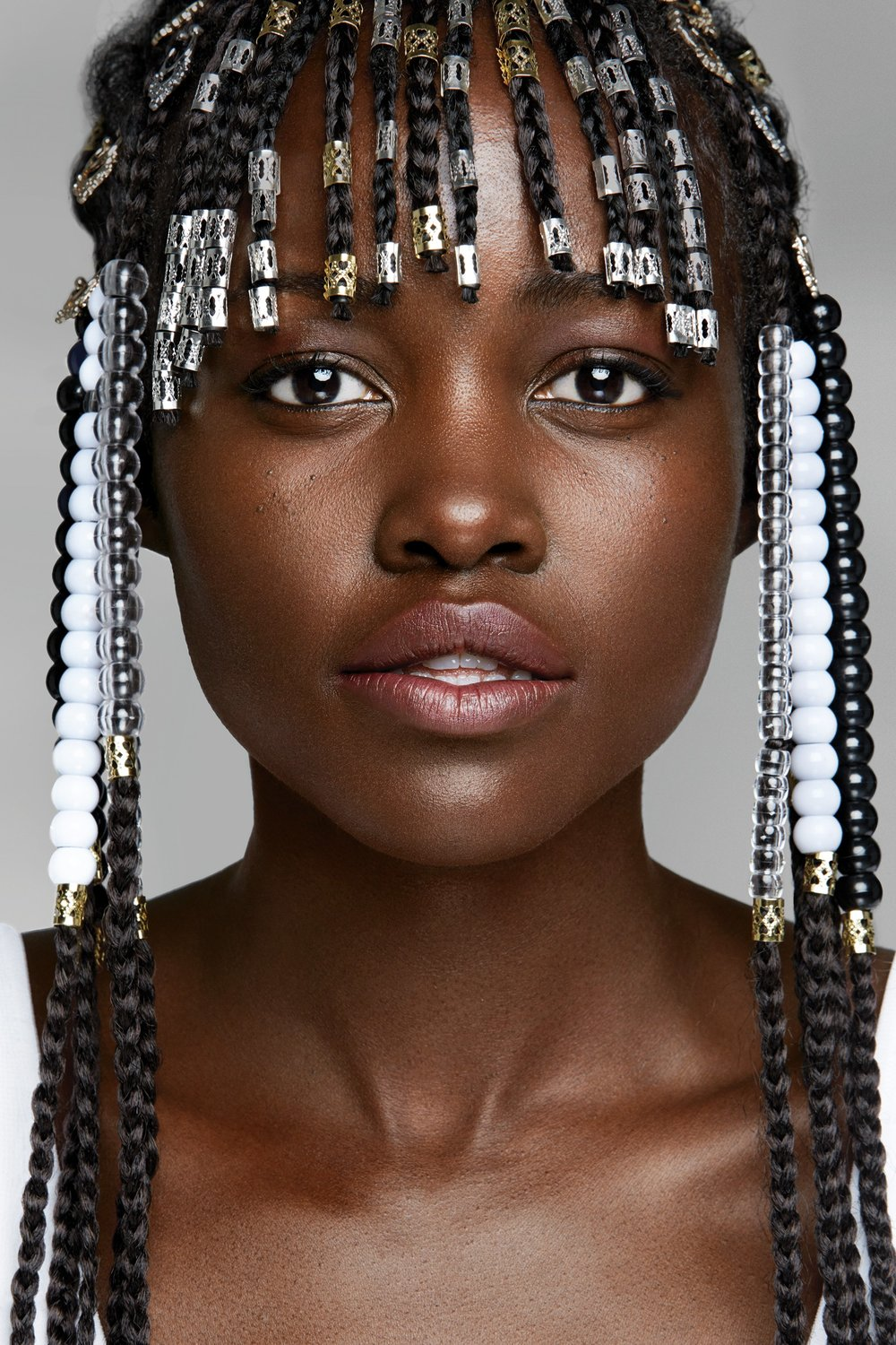 Lupita Nyong'o - Kenyan-Mexican actress known for 12 Years a Slave and Black Panther