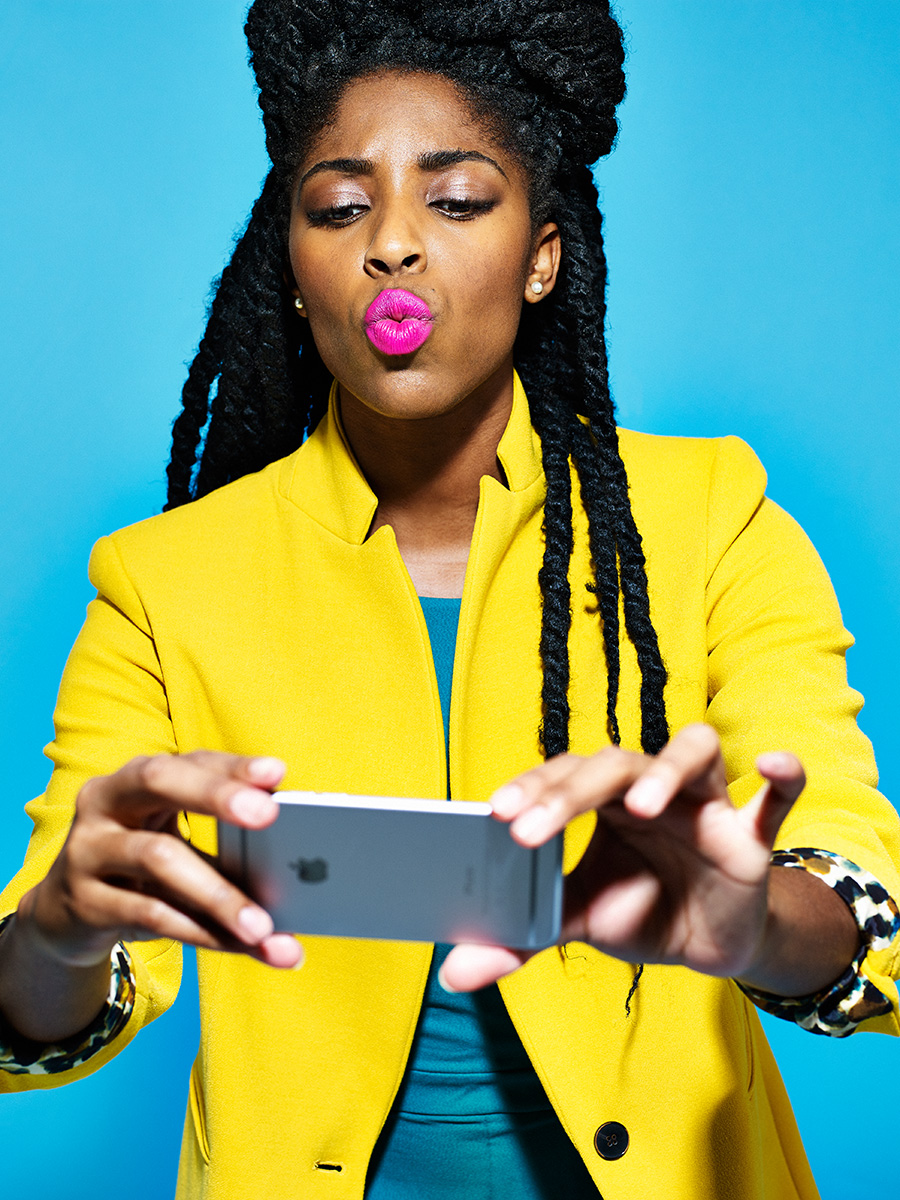 Jessica Williams - Comedian known for The Daily Show and 2 Dope Queens