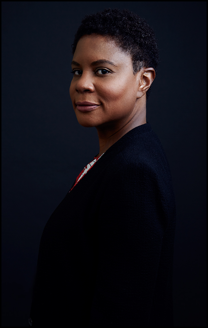 Alondra Nelson - Writer, Academic, President of theSocial Science Research Council, Professor of Sociology and former inaugural Dean of Social Science and Director of the Institute for Research on Women, Gender and Sexuality