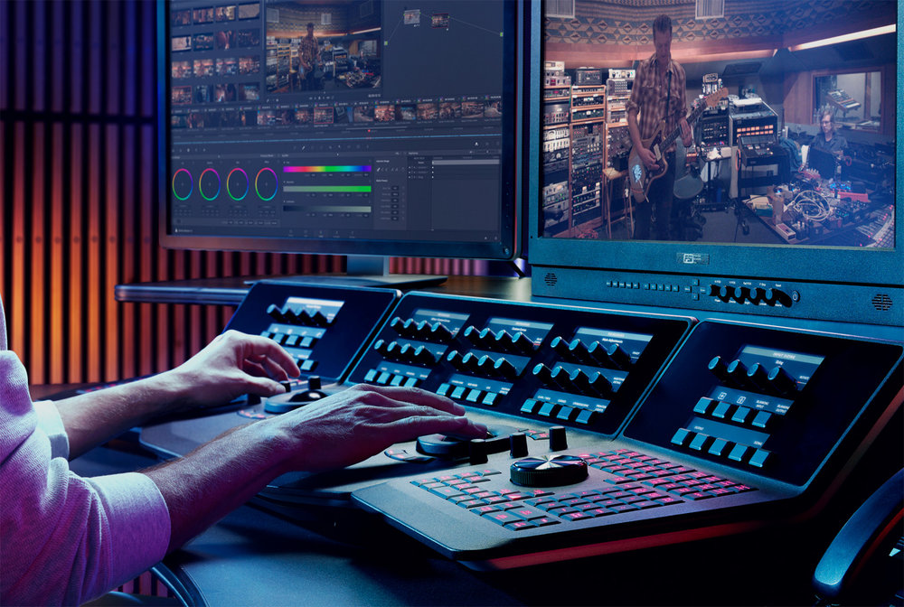 COLOR GRADING - When crafting a cinematic image, a vital part of the job remains after it's been shot. Competent image processing and color grading does really separate the wheat from the chaff, when it comes to creating appealing visuals.
