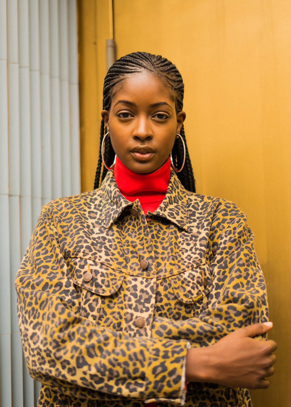 SIRA KANTE - Sira Kante is a 21 year old Guinean model based in New York City, known for her brand Ink My Africa. In 2015, A DAY LIVING became Sira's management and creative team, building content and structuring her brand. Through our guidance, Sira's social presence and career grew.