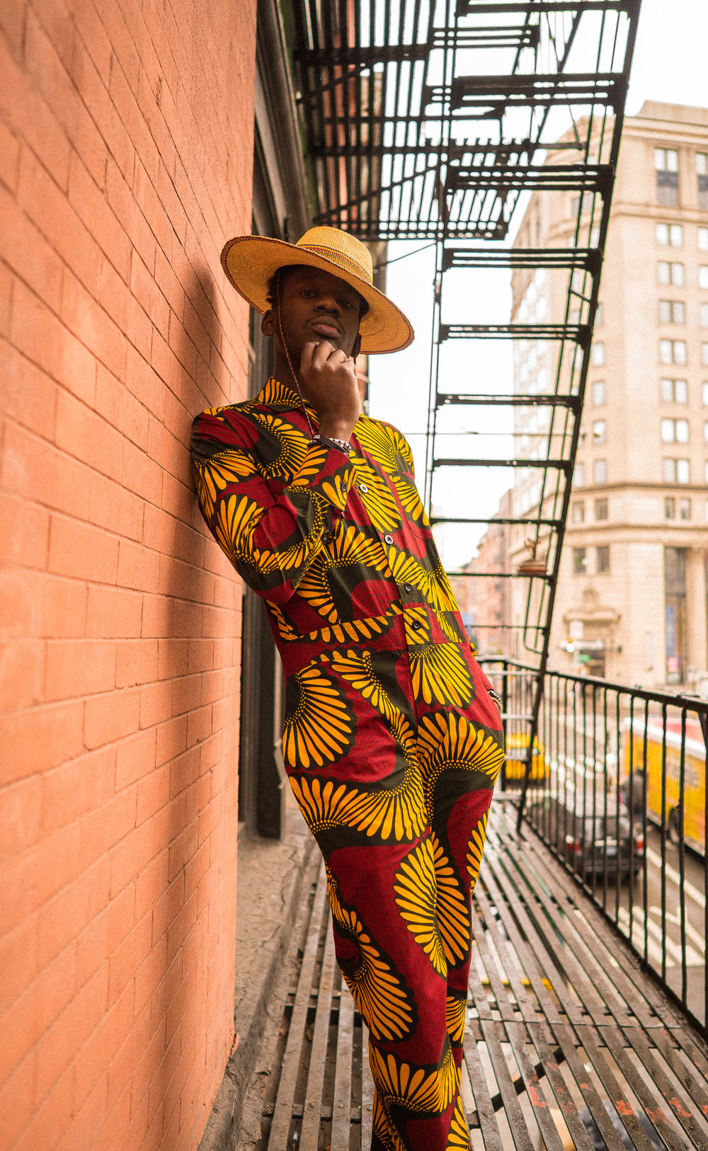 MR. EAZI  - Mr Eazi is an international star, pioneering after Banku Music, a fusion sound he best describes as the mixture of