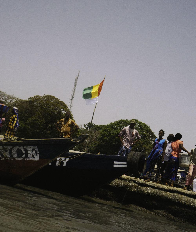 CONAKRY, GUINEA -