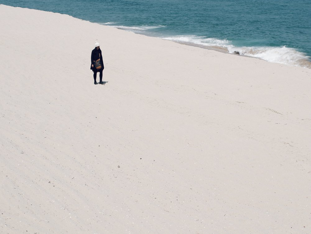 Anjo Miranda, Jeongdongjin Beach.jpg
