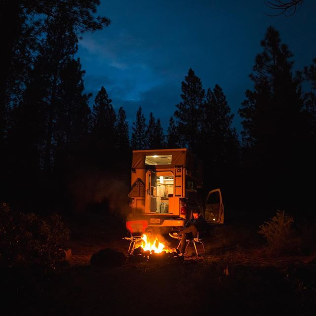 These are our kind of fireworks!  Party responsibly this #4thofJuly and remember to follow the seven principles of #leavenotrace today and everyday! 📸:@nathanaelbillings . . . #happyfourth #fourthofjuly #treadlightly #pnwonderland #campvibes #overland #roadlesstraveled #roadtrip #traveloregon #gooutside #getoutside #toyota #yota #campfire #exploremore #wexpeditions #truckcamper #trucklife