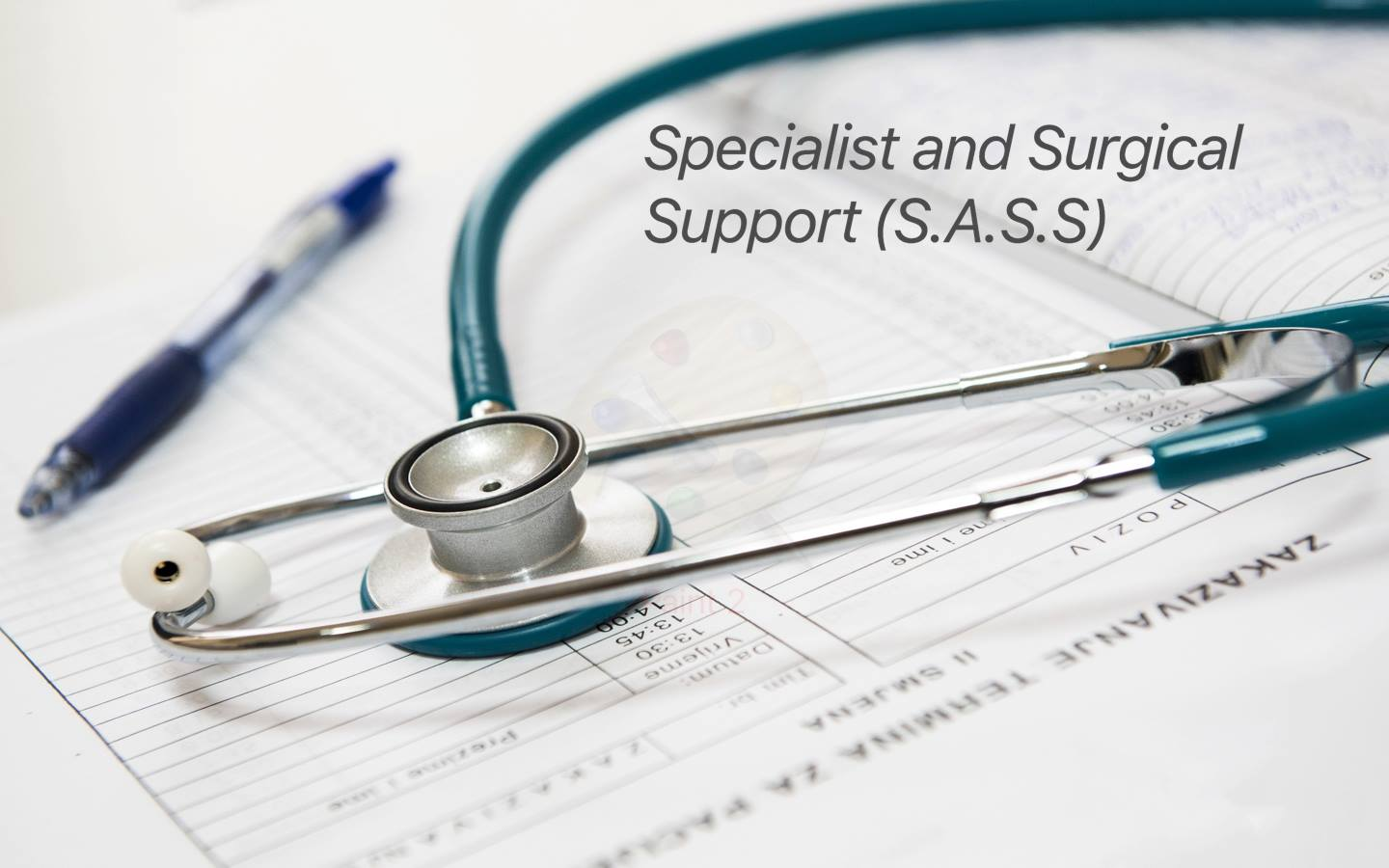 Specialist and Surgical Support