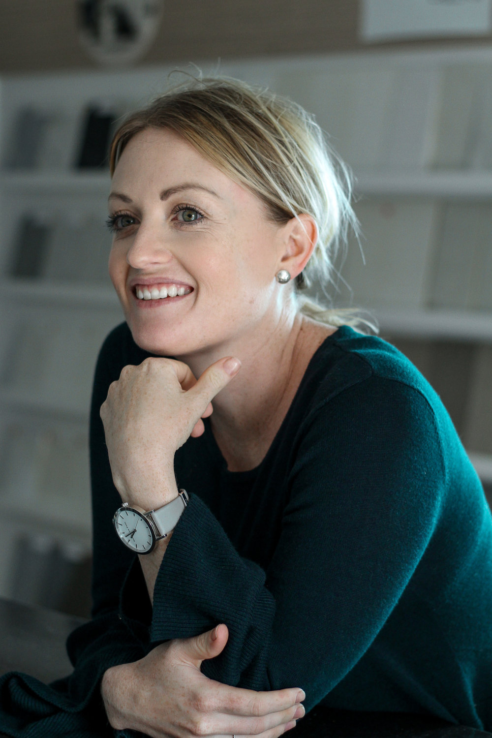 Kate Munk - Interior Designer - Kate is one of our two in house qualified consultants with an Advanced Diploma of Interior Design, and has worked at Focus on Kitchens for over four years. With a keen eye for detail Kate loves working with our clients especially on the bigger and more challenging projects.