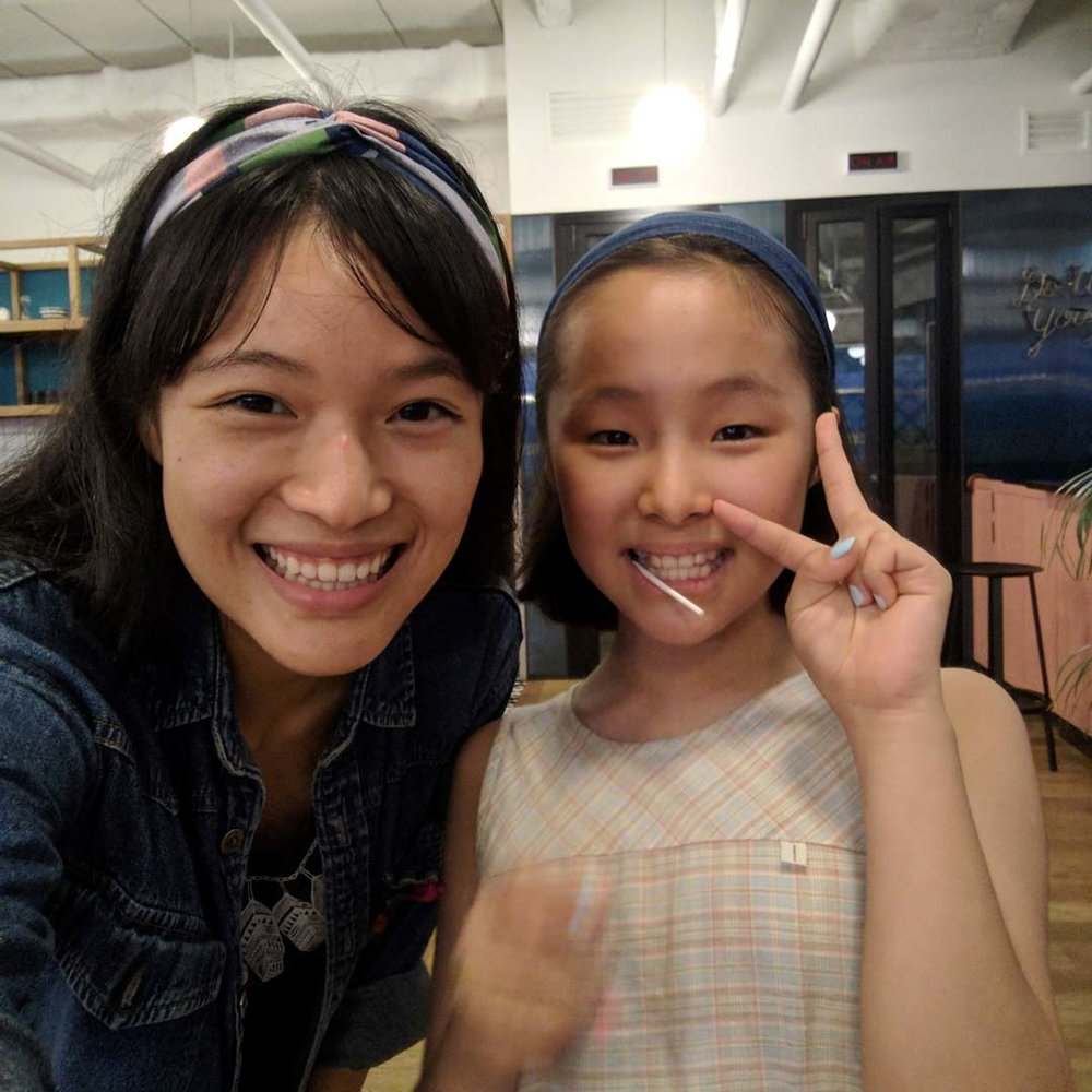Elizabeth Shin Director of Programs    After graduating from Davidson College in Davidson, NC, Elizabeth promptly pursued her passion to combine traveling and teaching. Over the years, she has taught English to children in the US, Honduras, Argentina, Korea, and Japan. Elizabeth is an avid runner. After volunteering at ultramarathons in Chile, China, and Jordan, she completed a 250-km footrace in Ecuador.