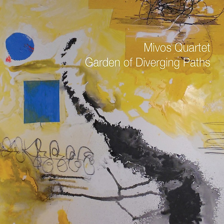 <small>Mivos Quartet</small> <br><i>Garden of Diverging Paths</i>