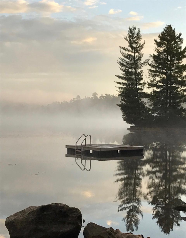 Morning Silence at The Bear Stand