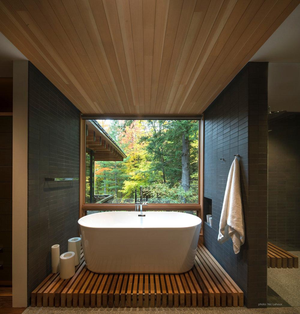 Bathing Perfection