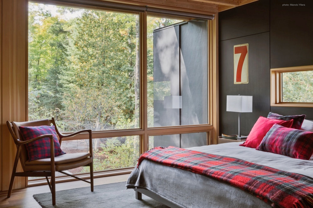The Upper Guest Bedroom Suite at The Bear Stand