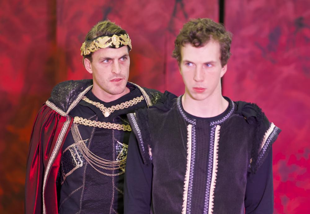 Copy of Macbeth - Rehearsals 2018