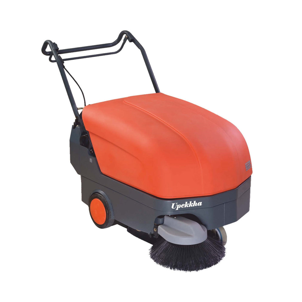 Battery Operated Walk Behind Automatic Floor Sweeper