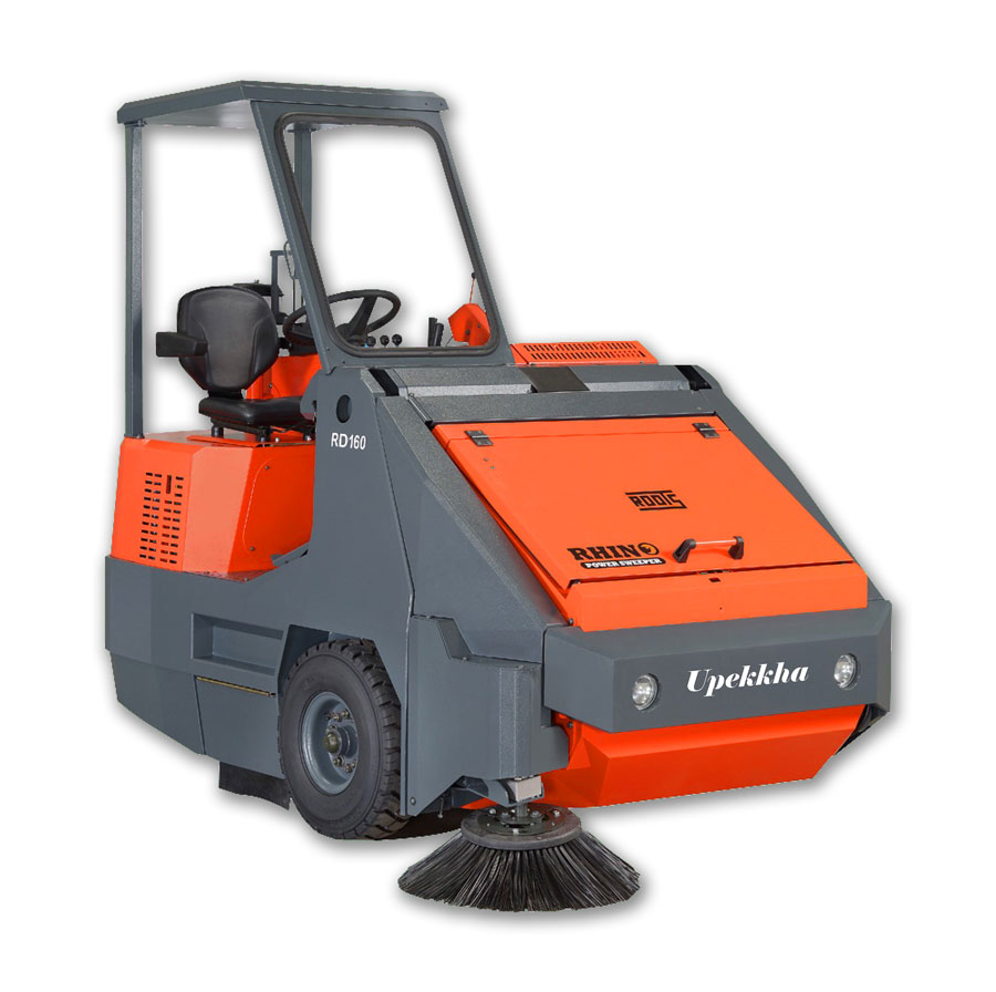 Upekkha™ Ride On Diesel Operated Automatic Sweeper RD160