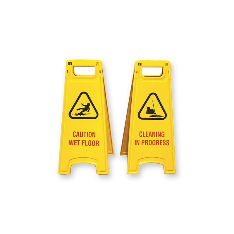 Caution Signages