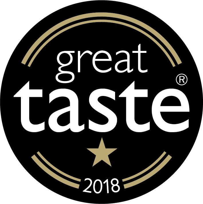 Great Taste Award 2018 for Droitwich Salt