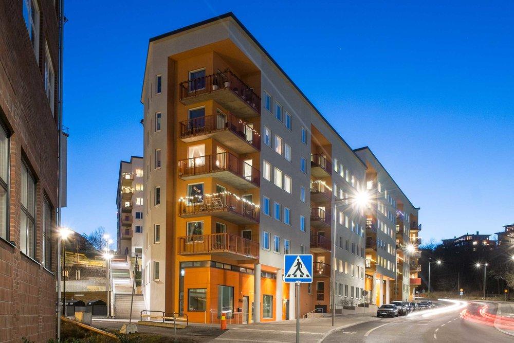 Sjövikshöjden, Stockholm