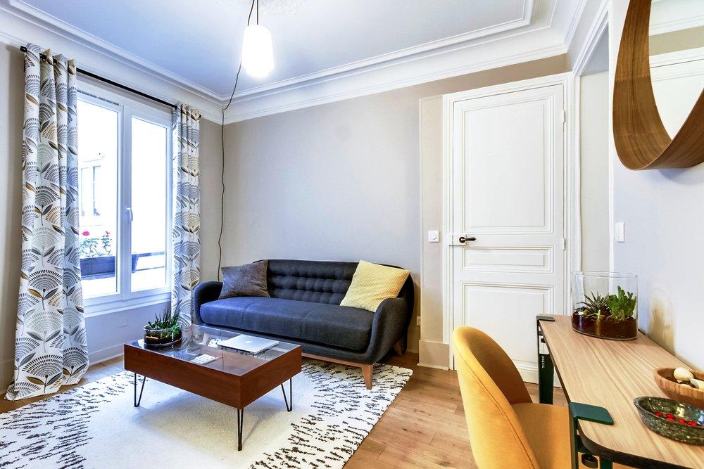 Maud rousset d coration d 39 int rieur particuliers maud rousset - Decoration interieur appartement 2 pieces ...