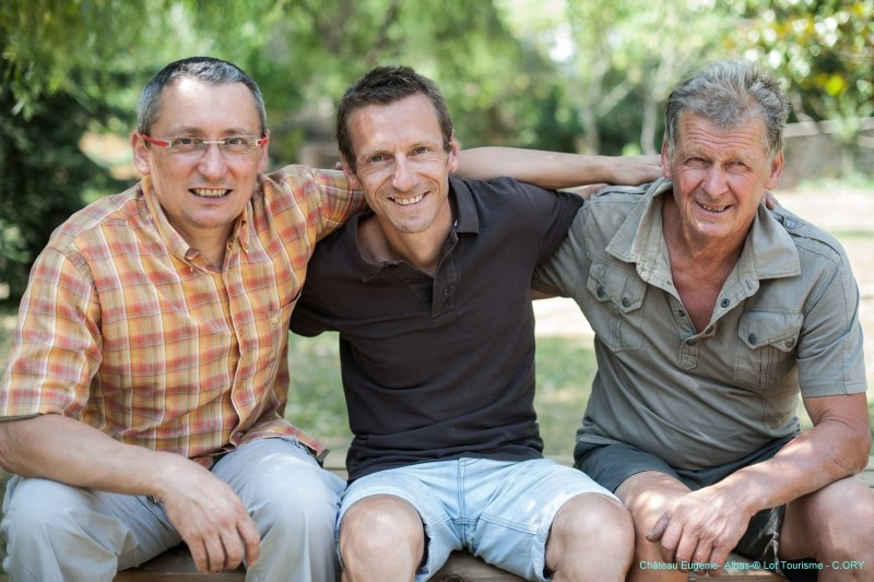 Winemaker: Famille Couture - Vincent , Jerome, Claude.