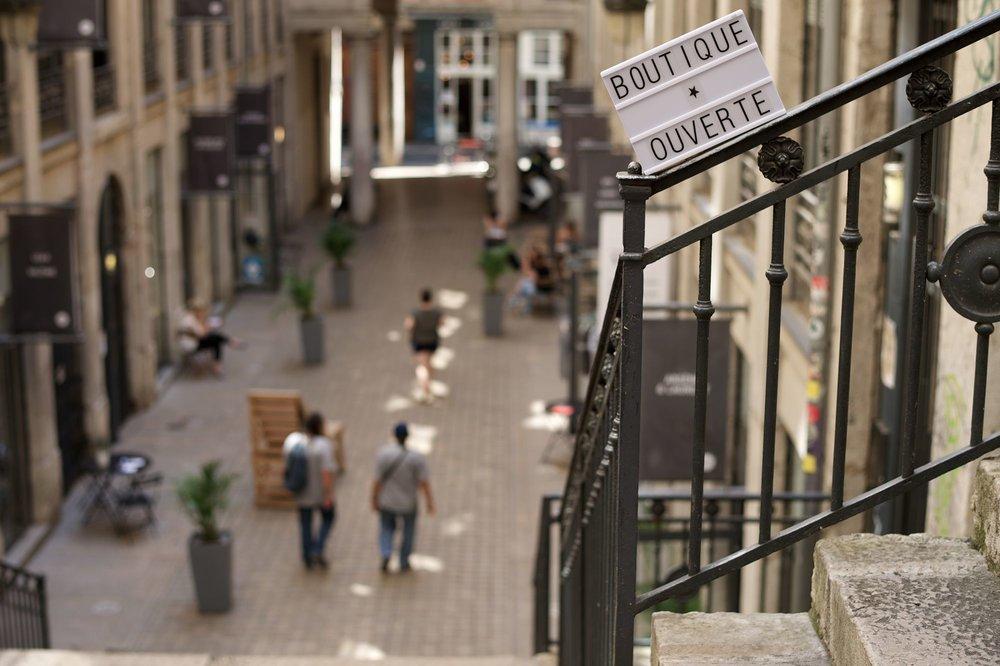 The Village des Créateurs... Lyon's creative hub -