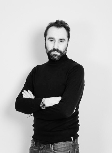 Frédéric Maus, president of the jury Talents de Mode.jpg