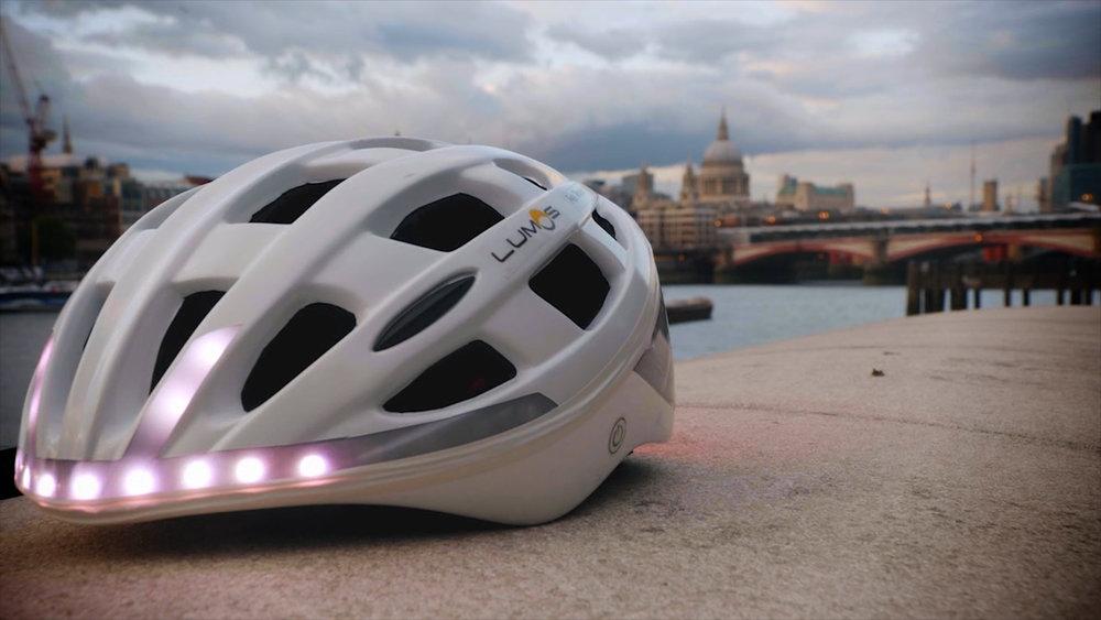 Lumos In London - Lumos Helmets