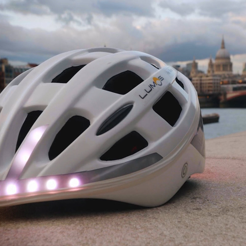 Lumos In London - Lumos Helmets