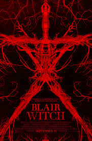 Blair Witch , a sequel to 1999's Blair Witch Project, is Simon Barrett's latest film.