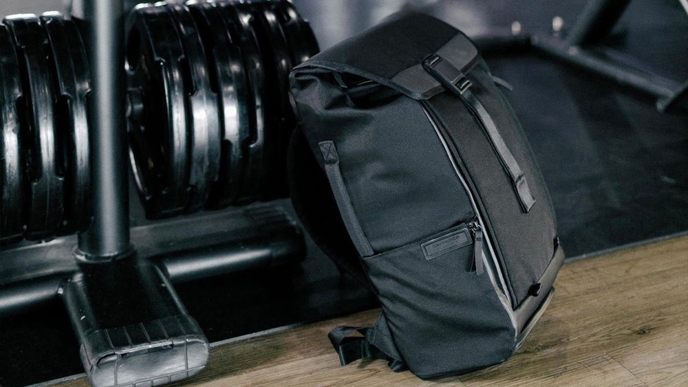 DAYFARER BY FARER DESIGN | The Best Backpack For Gym & Work - €58,227 | 448 Backers