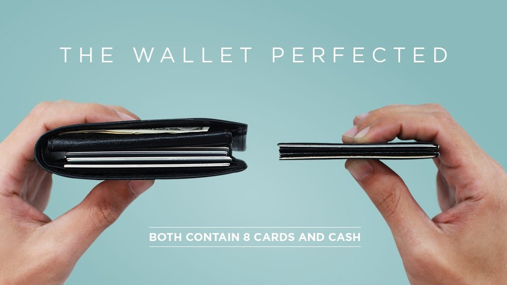 The Micro Wallet - Doing More With Less - $344,733 Raised | 10,525 Backers