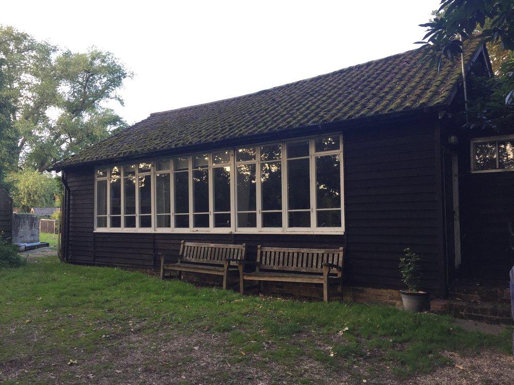 Studio Space for Barnet Art Guild