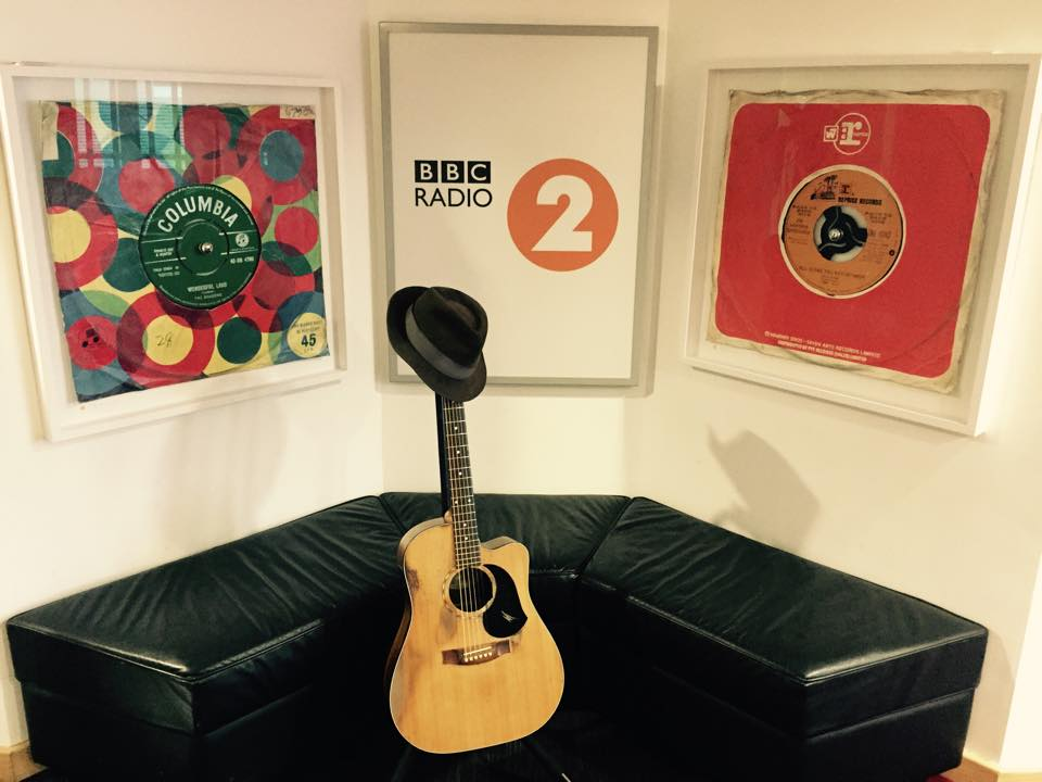 I've been played a lot on BBC Radio 2. - Including this live session to seven million listeners.I've been played and interviewed on Dermot O'Leary, Graham Norton and Good Morning Sunday.Also on BBC Breakfast, 5 Live, in the Evening Standard, The Sun, Acoustic Magazine, Blues Magazine...you get the idea!