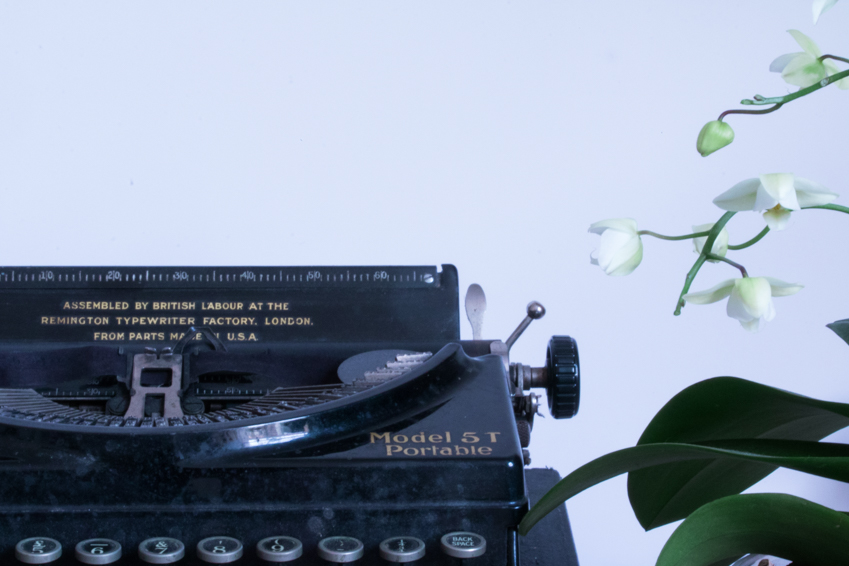 typewriter and orchid.jpg