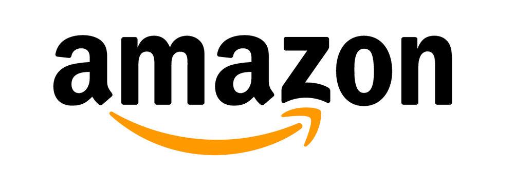 Amazon Logo - shop now button