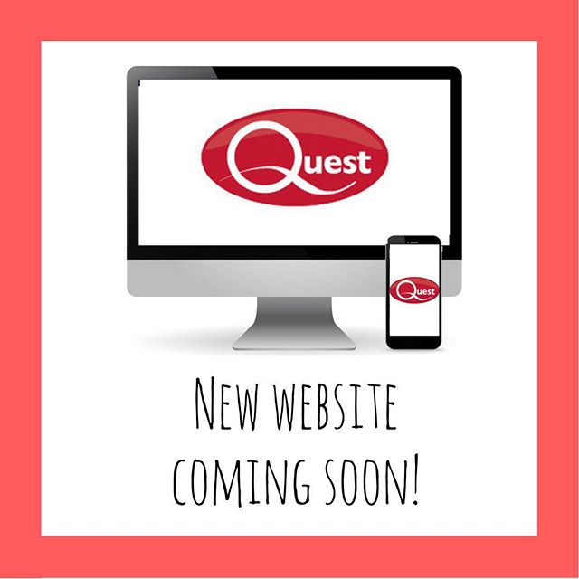 Keep your eyes peeled! New website coming soon! #exciting #questappliances #websitelaunch #kitchen #kitchenappliances #website