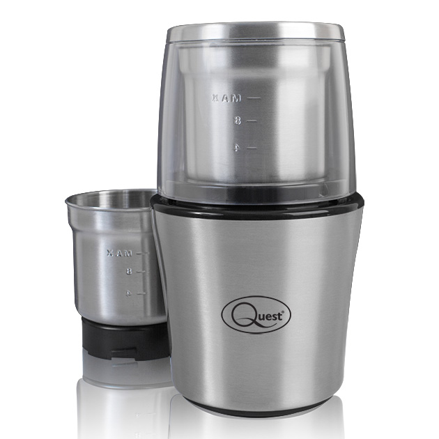 Wet and dry grinder