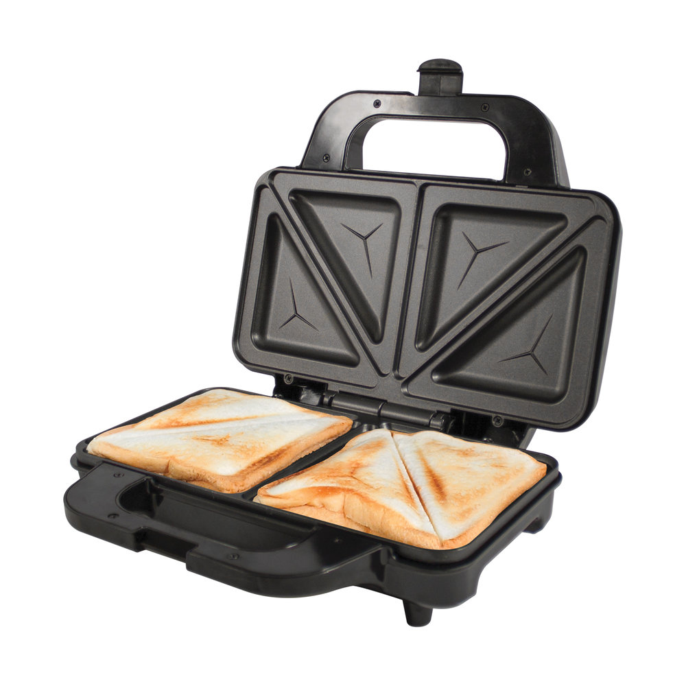 Deep Fill Sandwich Toaster with toasts
