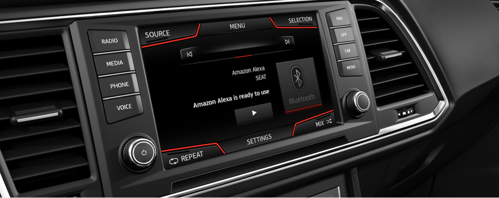 The first car manufacturer in Europe to introduce Amazon Alexa to its models is Seat regalmotion.png
