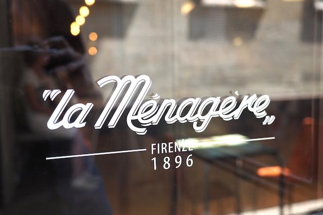 La Ménagère Firenze