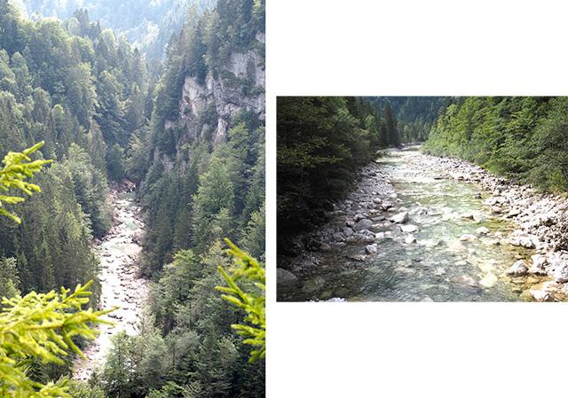 Brandenberger Ache Tirol